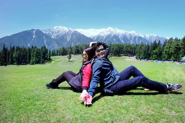 भारत में हनीमून की जगह कश्मीर - Why Kashmir Is The Best Honeymoon Places In India In Hindi