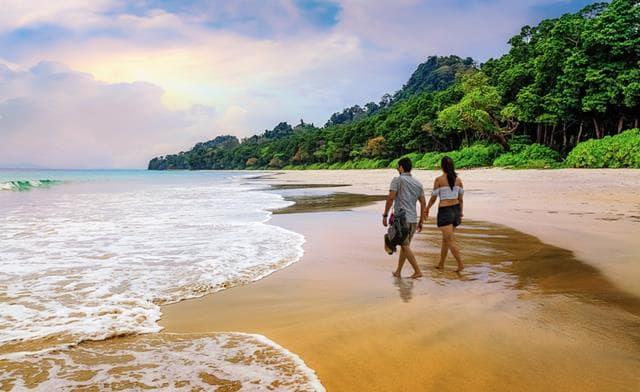 दिसंबर के महीने में अंडमान में हनीमून मनाए - Why Andaman Is One Of The Best Honeymoon Places In India In Hindi