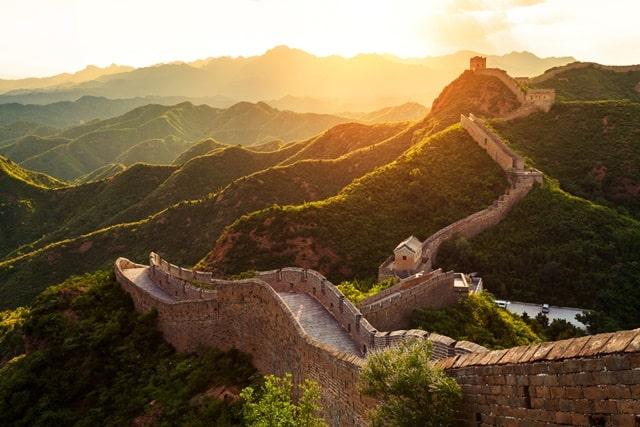 चीन की महान दीवार का इतिहास – Great Wall Of China History In Hindi