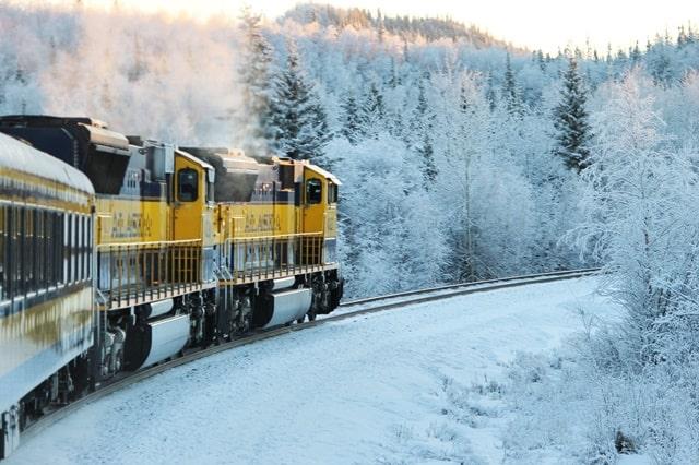 दुनिया में सबसे कम तापमान बैरो, अलास्का - Barrow, Alaska Lowest Temperature In World In Hindi