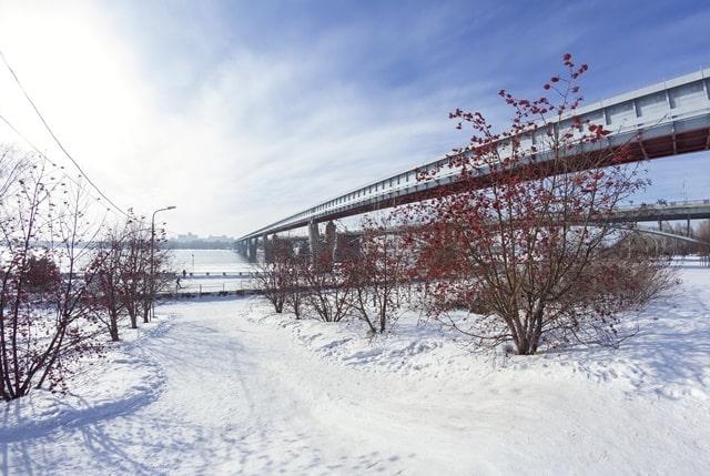 दुनिया का सबसे ठंडा स्थान है नोवोसिबिर्स्क, रूस - Novosibirsk, Russia Coldest Place In World In Hindi