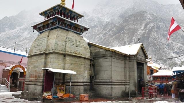 बद्रीनाथ मंदिर का इतिहास - History Of Badrinath Temple In Hindi