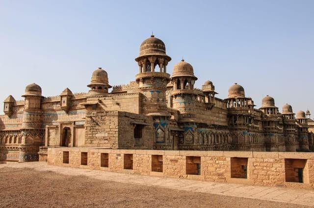 ग्वालियर का किला किसने बनवाया था - Who Built Gwalior Fort In Hindi