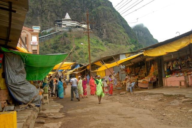 नासिक के दर्शनीय स्थल सप्तश्रृंगी नासिक - Saptashrungi Nashik In Hindi