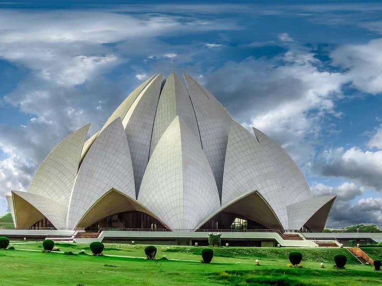 Lotus Temple Delhi Timing In Hindi