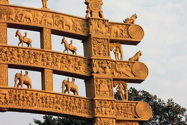 सांची स्तूप फैक्ट्स - Important Facts About Sanchi Stupa In Hindi
