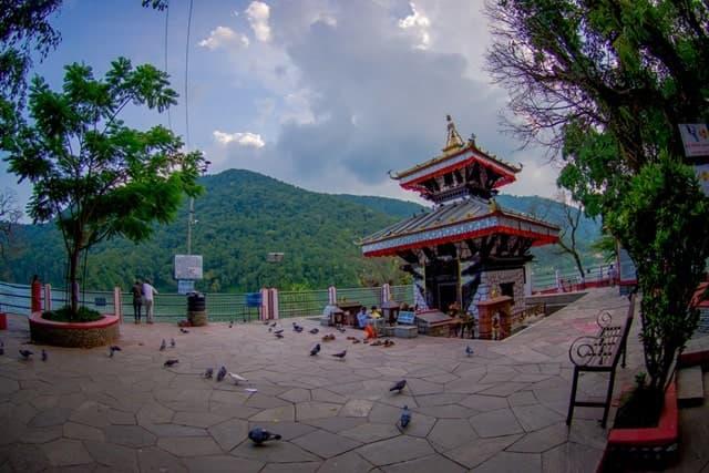 ताल बराही मंदिर पोखरा नेपाल – Tal Barahi Temple Pokhara In Hindi
