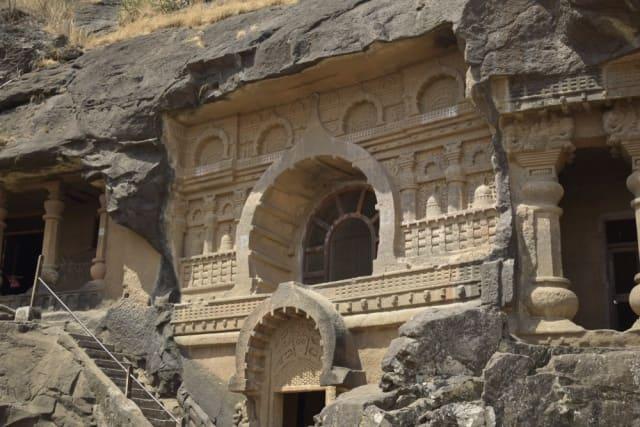 नासिक में घूमने की जगह पांडव लेनी गुफाएं नासिक या नासिक गुफाएं - Pandavleni Caves Nashik In Hindi