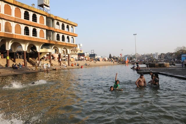 नासिक के धार्मिक स्थल रामकुंड नासिक - Ramkund Nashik In Hindi