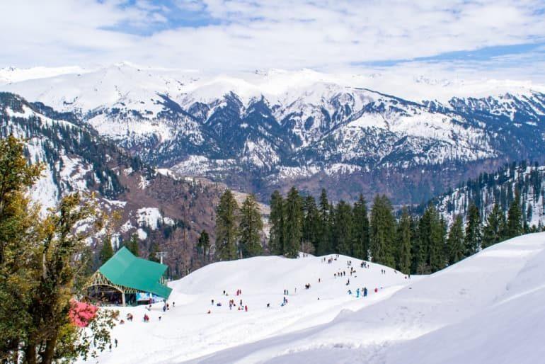 सोलंग वैली घूमने के बारे में संपूर्ण जानकारी - All Information About Solang Valley In Hindi