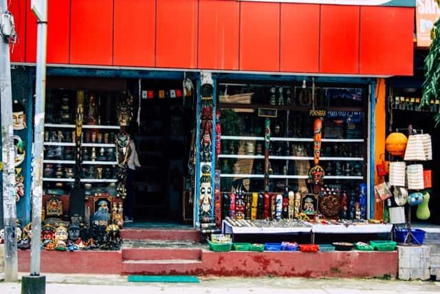पुराना बाजार पोखरा नेपाल – Old Bazaar Pokhara Nepal In Hindi