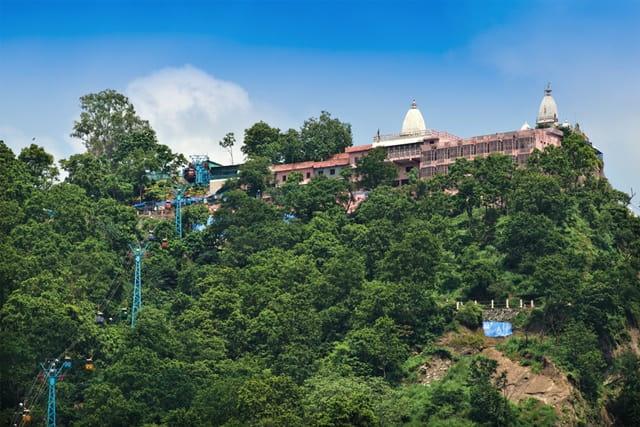 मनसा देवी के बारे में जानकारी – Information About Mansa Devi Temple Haridwar In Hindi