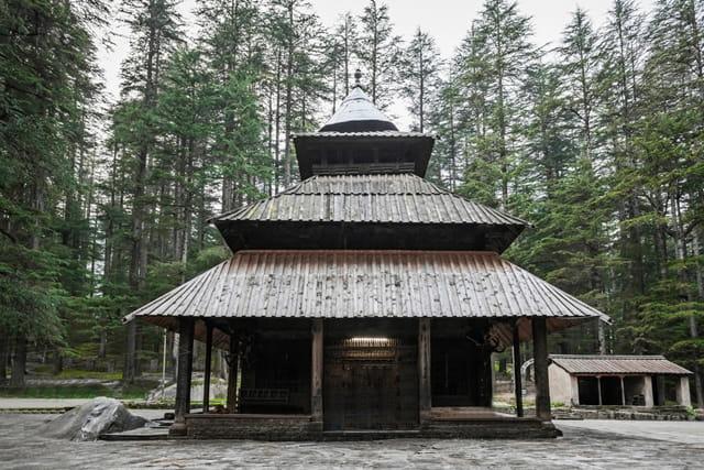 हिडिम्बा देवी मंदिर का इतिहास - Hidimba Devi Temple History In Hindi