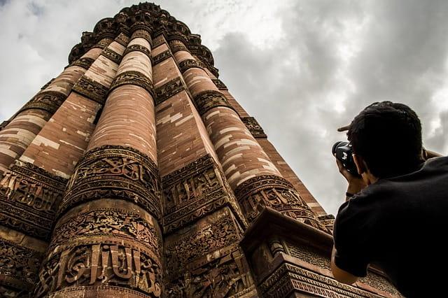 क़ुतुब मीनार की उंचाई कितनी है - Length Of Qutub Minar In Hindi