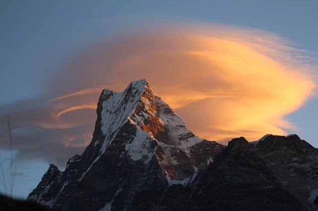 घोरपानी हिल्स पोखरा नेपाल - Ghorepani Hill Pokhara In Hindi