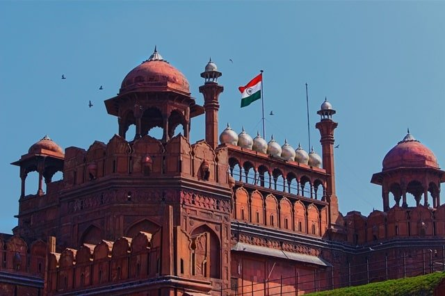 लाल किले का इतिहास - History Of Lal Qila In Hindi