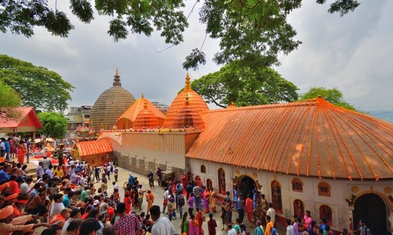 कामाख्या देवी मंदिर के बारे में रोचक तथ्य और इतिहास – Kamakhya Devi Temple In Hindi