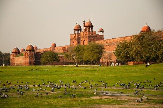 लाल किले के बारे में कुछ दिलचस्प बाते - Interesting Facts About Red Fort In Hindi
