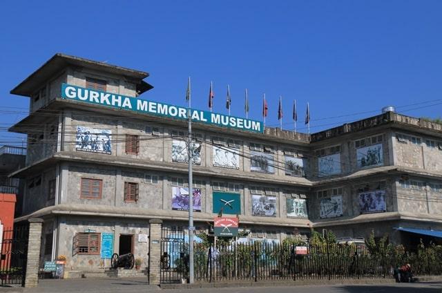 गोरखा मेमोरियल संग्रहालय पोखरा नेपाल - Gurkha Memorial Museum Pokhara In Hindi