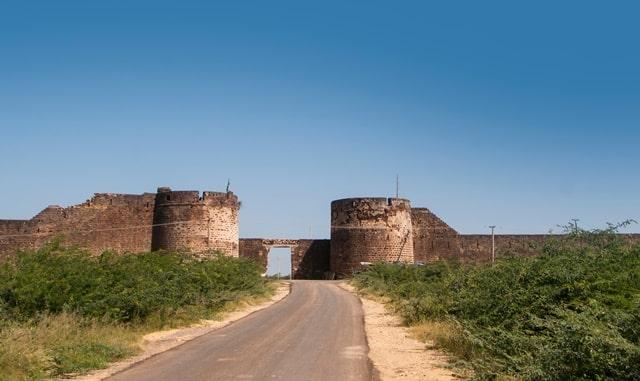लखपत किला – Lakhpat Fort