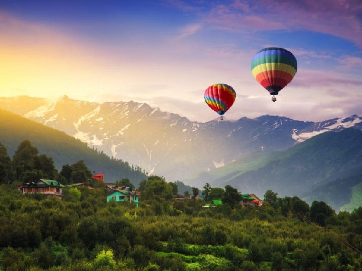 हिमाचल प्रदेश के 10 सबसे खास पर्यटन स्थल - Top 10 Himachal Pradesh Tourist  Places In Hindi
