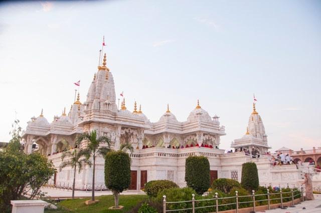 श्री स्वामीनारायण मंदिर – Shriswaminarayan Temple