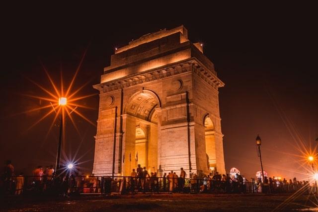 इंडिया गेट में क्या-क्या कर सकते हैं - Things To Do In India Gate In Hindi