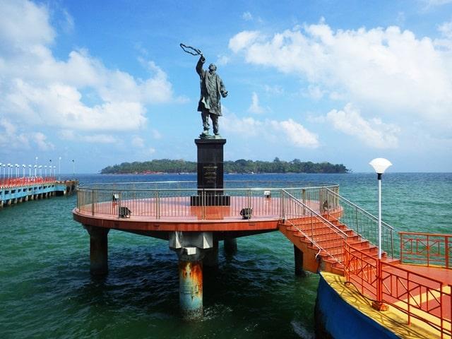 राजीव गांधी वॉटर स्पोट्र्स कॉम्प्लेक्स - Rajiv Gandhi Water Sports Complex In Andaman And Nicobar Island In Hindi