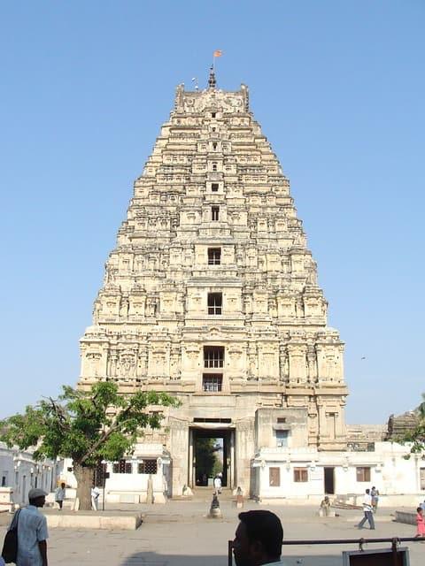विरुपाक्ष मंदिर हम्पी - Virupaksha Temple Hampi Karnataka In Hindi