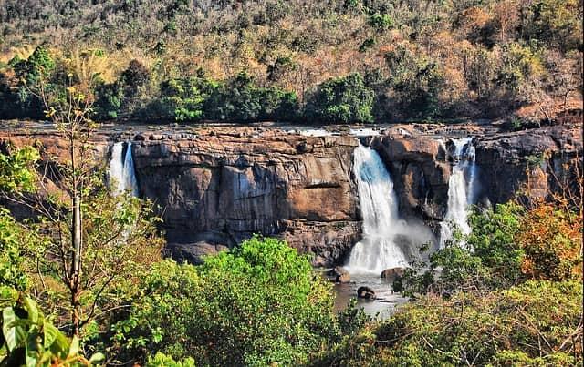 जोग फॉल के पास घुमने की जगह उन्चाल्ली फॉल -Unchalli Falls In Hindi