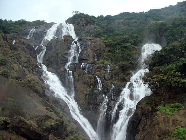 दूधसागर वॉटरफॉल पर क्या क्या कर सकते - Things To Do Near Dudhsagar Water Falls In Hindi
