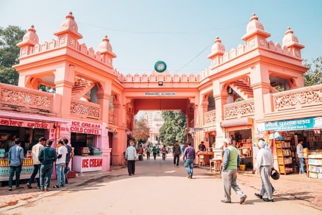 वाराणसी का इतिहास - History Of Varanasi In Hindi