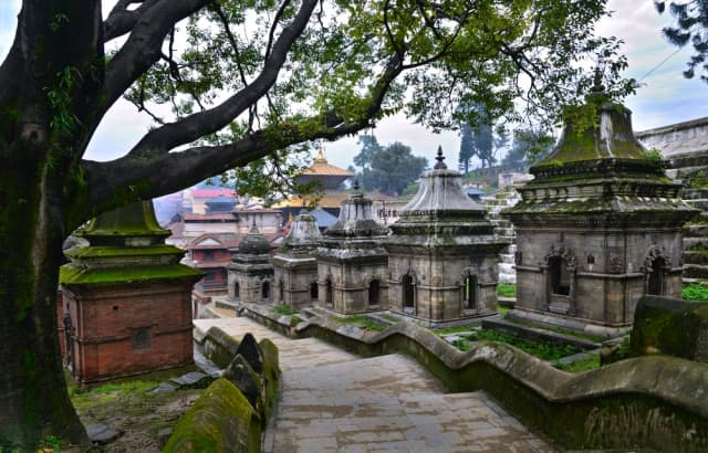 पशुपतिनाथ मंदिर का इतिहास - Pashupatinath Mandir Nepal History In Hindi