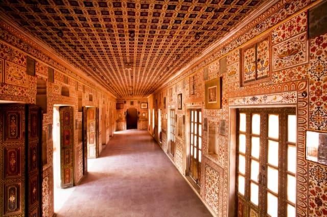जूनागढ़ किले के द्वार - Junagarh Fort Gates