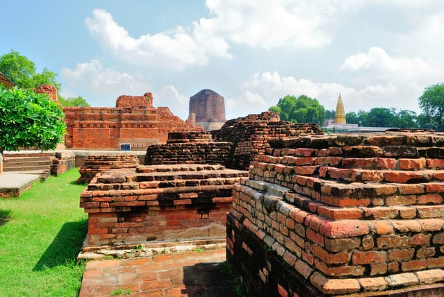 वाराणसी सारनाथ मंदिर - Varanasi Sarnath Mandir In Hindi