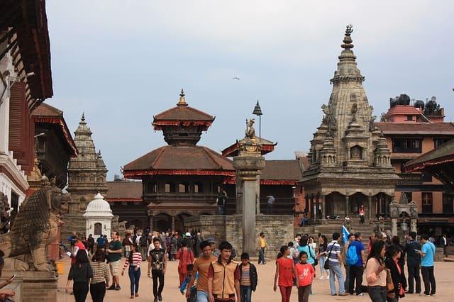 भक्तपुर नेपाल के मुख्य दर्शनीय स्थल - Bhaktapur Nepal In Hindi