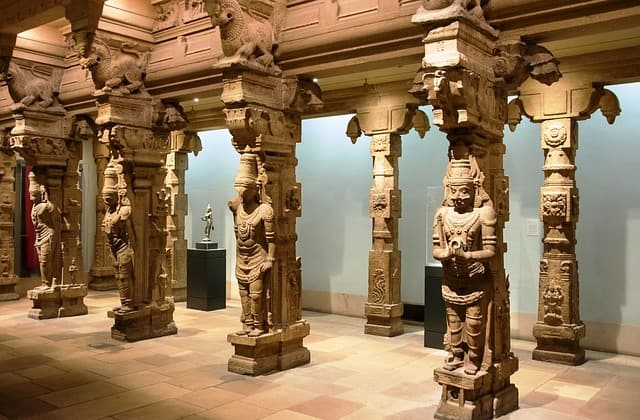 मथुरा टूरिस्ट प्लेस मथुरा संग्रहालय मथुरा - Mathura Museum Mathura Tourist Place In Hindi