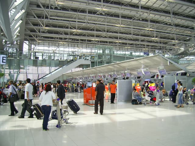 थाईलैंड वीजा ऑन अराइवल के लिए टिप्स एंड ट्रिक्स - Thailand Visa On Arrival Tips And Tricks In Hindi