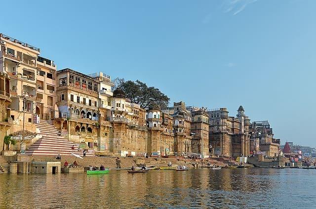 मणिकर्णिका घाट वाराणसी - Manikarnika Ghat Varanasi In Hindi