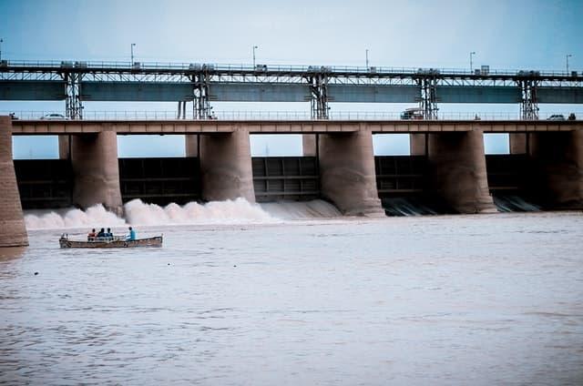 लिंगनामाकी बांध शिमोगा का दर्शनीय स्थल – Linganamakki Dam In Hindi