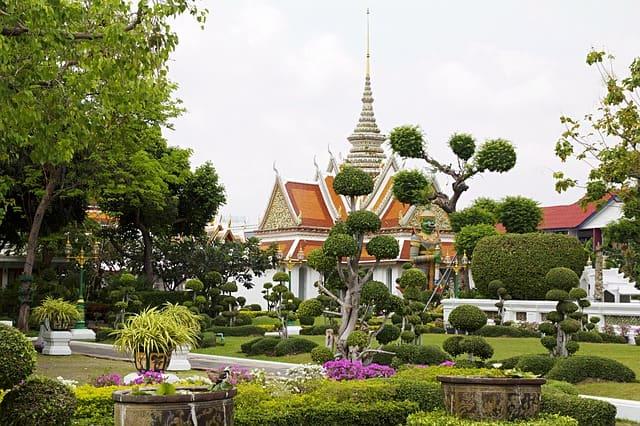 बैंकॉक पर्यटन स्थल वाट अरुण - Wat Arun In Bangkok In Hindi