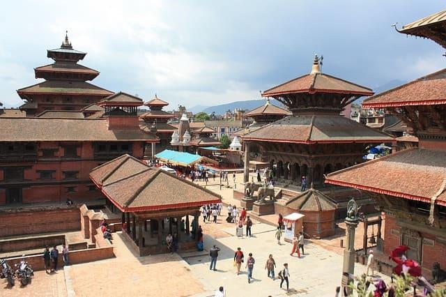 काठमांडू नेपाल की राजधानी - Kathmandu Nepal In Hindi