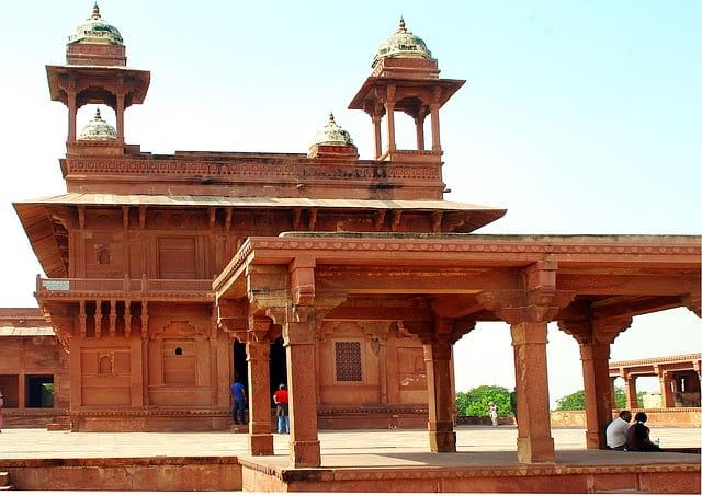 ख्वाब महल फतेहपुर सीकरी – Khwabgah Fatehpur Sikri In Hindi