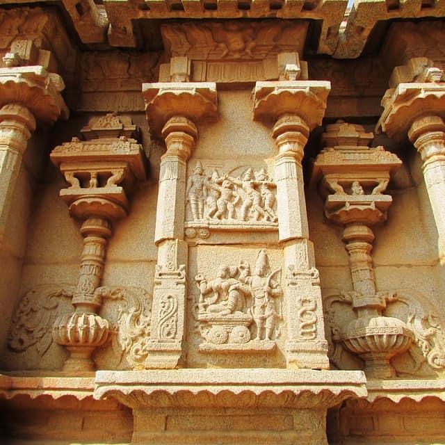 हेमकुता पहाड़ी मंदिर परिसर हम्पी- Hemakuta Hill Temple Hampi In Hindi