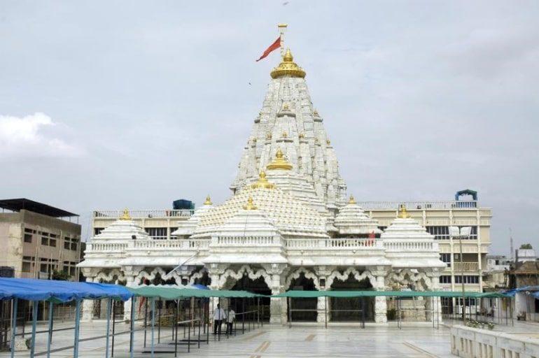 अंबाजी मंदिर की जानकारी - Ambaji Temple Gujarat In Hindi