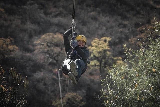 धनोल्टी एडवेंचर पार्क - Dhanaulti Adventure Park In Hindi
