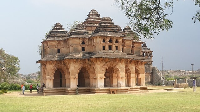 लोटस महल हम्पी कर्नाटक - Lotus Mahal Hampi Karnataka In Hindi