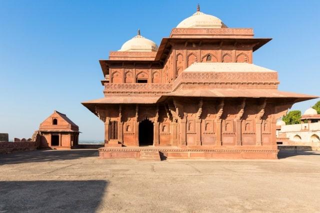 बीरबल का घर फतेहपुर सीकरी - Birbal's House Fatehpur Sikri In Hindi