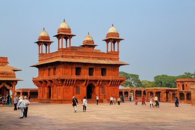 दीवान ख़ास फतेहपुर सीकरी - Diwan Khas Fatehpur Sikri In Hindi