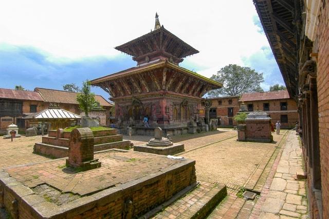 चांगुनारायण मंदिर- Changu Narayan Temple